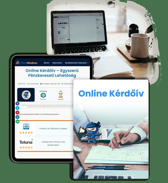 az online pénzkeresés legújabb módjai