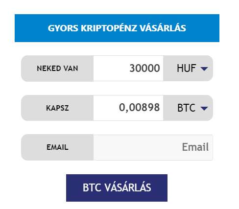 Bitcoin Offshore bankszámla