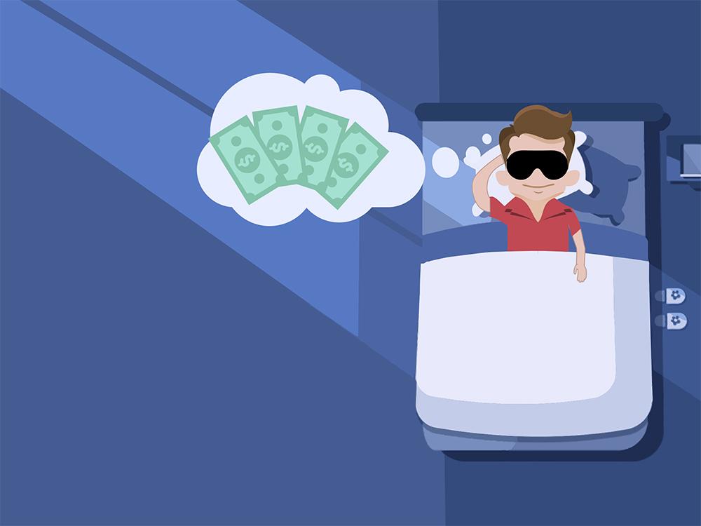 hogyan lehet sok pénzt keresni munka nélkül