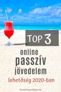 a legmegbízhatóbb jövedelem az interneten)