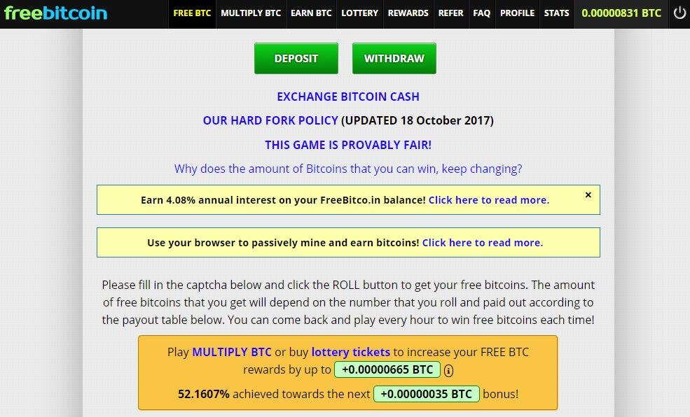 bitcoin freebitco in)