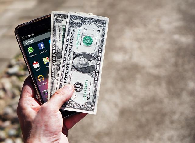 bevétel az internetes pénzek áttekintéséből