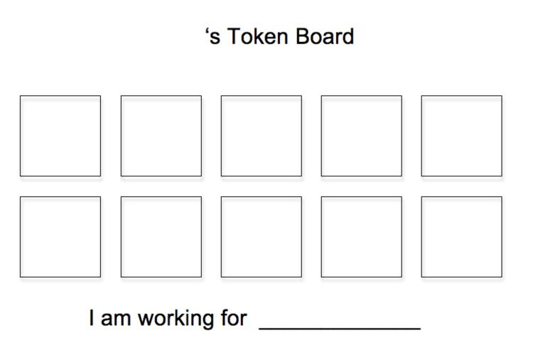 token chart)