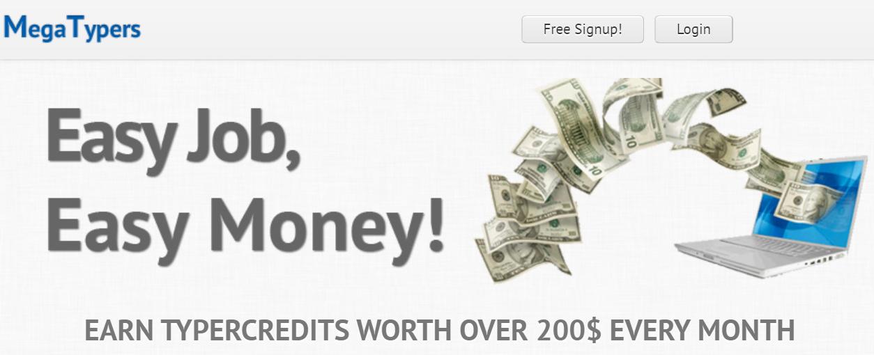 oldalon pénzt keresni az interneten