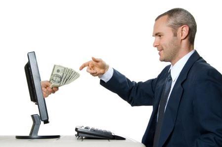 pénzt keresni az idegenektől