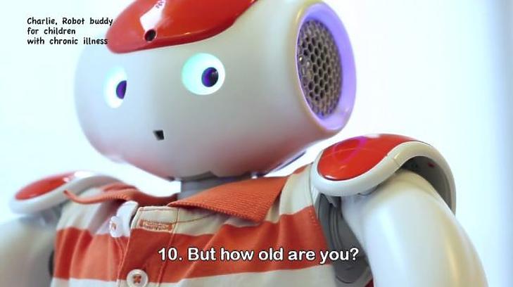robot használata kereskedésben