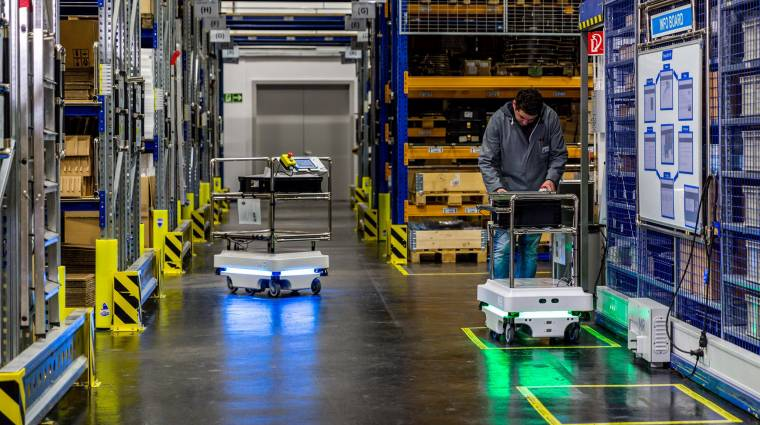 Eláraszthatják a magyar ipart a robotok   Világgazdaság