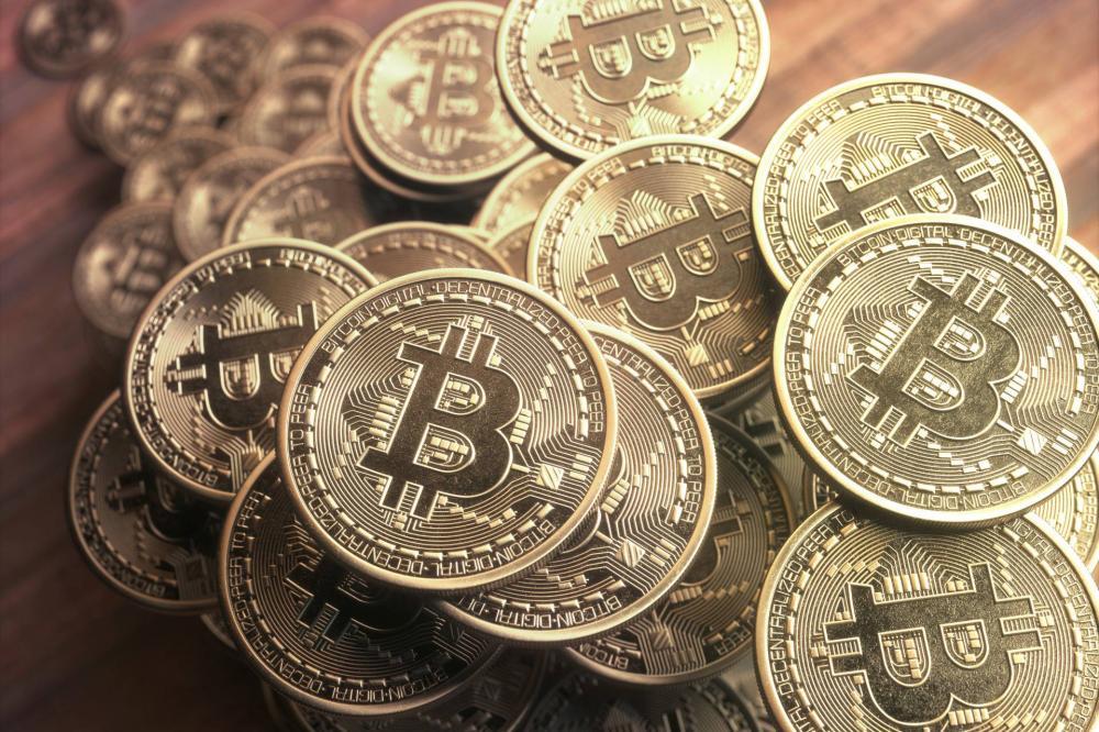 a bitcoin összetevői