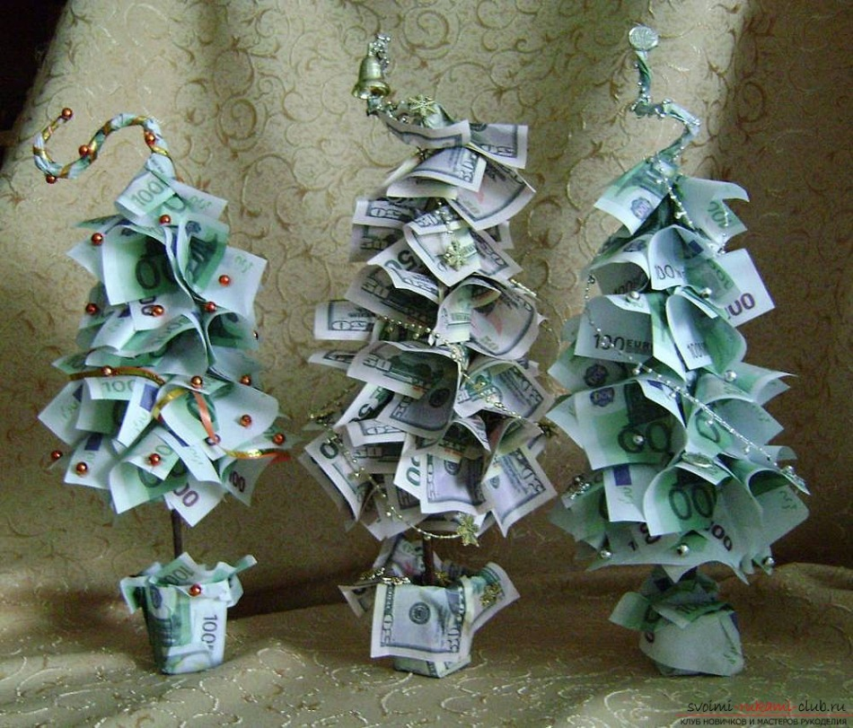 újévi ötletek, hogyan lehet pénzt keresni)