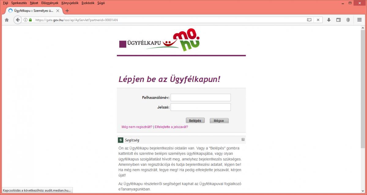 regisztráció token internetes bevételekben
