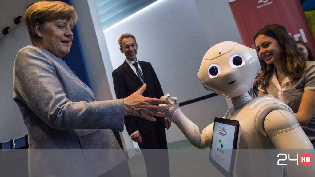 kereskedelmi szövetségi robot