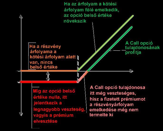 opciók lényege és típusai)