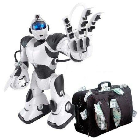 kereskedő robot nostradamus)