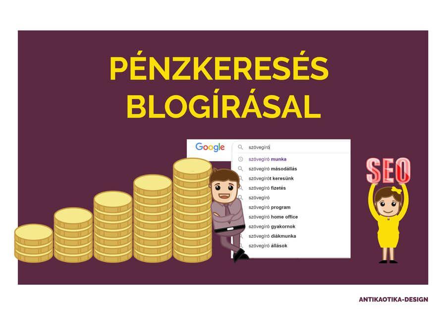 pénzt keresni weboldalak)