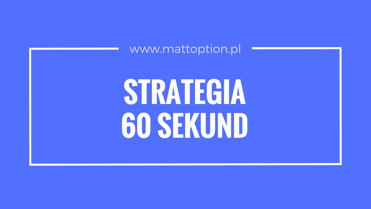 60 másodperces trendstratégia
