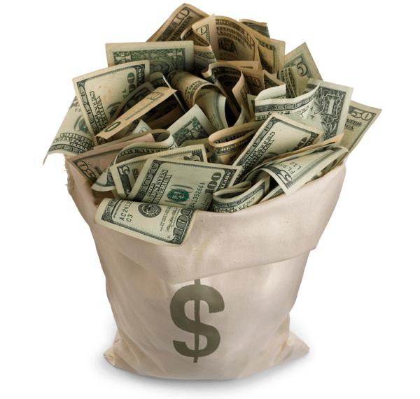 hogyan lehet nagy pénz opciókat keresni