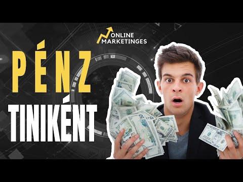 pénzt keresni nem könnyű)