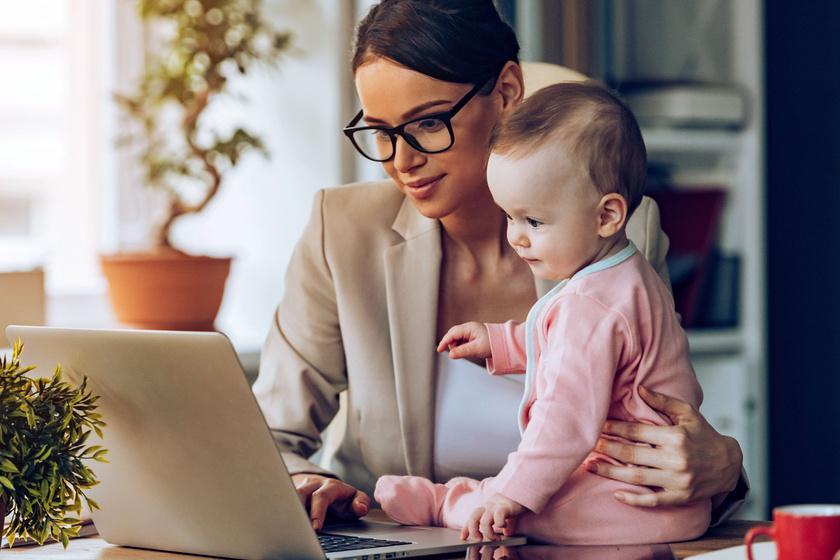 kereset az interneten a fiatal anyák számára)