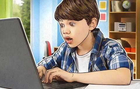kereset az interneten a gyermekek számára)