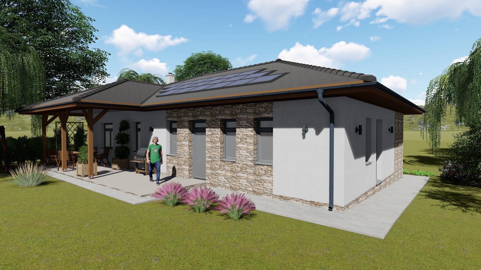 pénzt keresni egy ház építéséhez