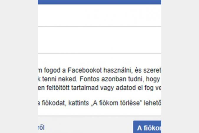 regisztráció az opciókra)