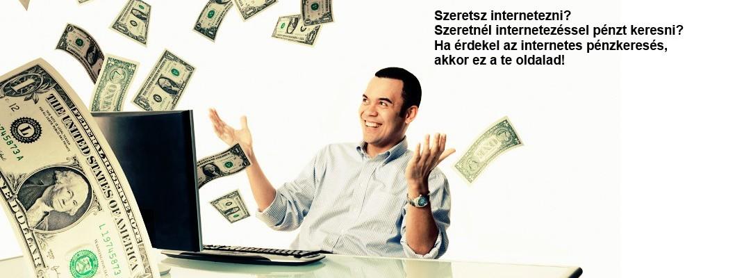 internetes pénzkereset)