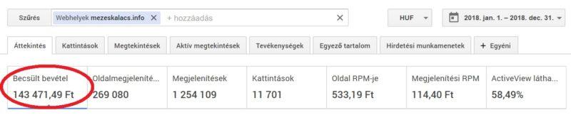 internetes fogadásokon keresztüli jövedelem)