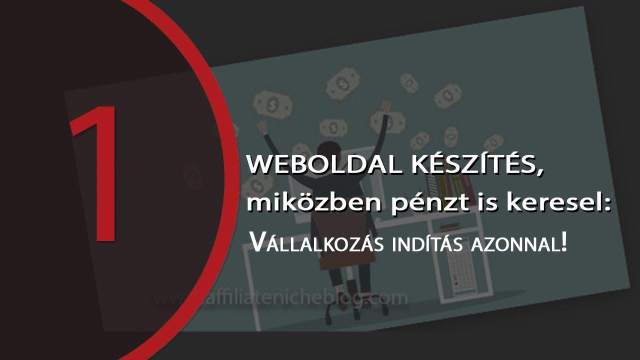 weboldal pénzt)