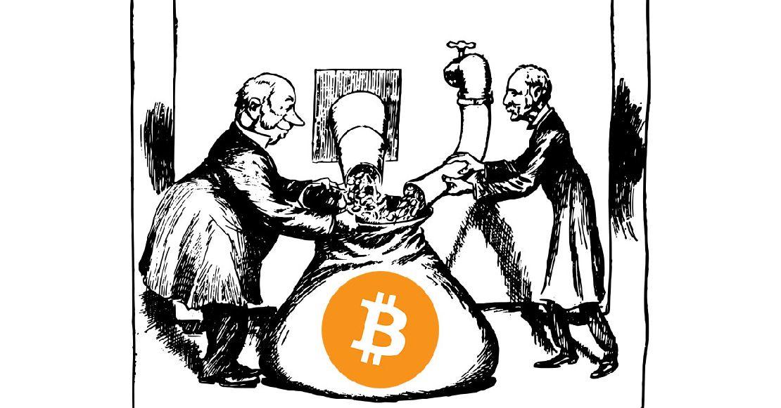 első bitcoinok
