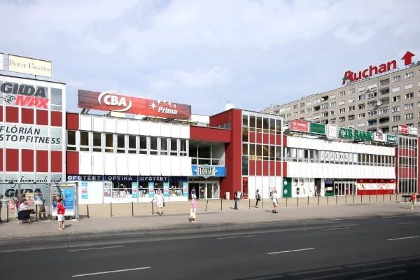üzletközpont az)