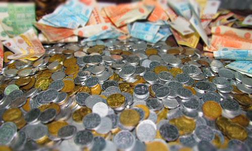 hogy pénzt keressen, el kell költenie)
