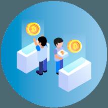webhelyek bitcoinokkal, hogyan lehet gyorsan pénzt keresni