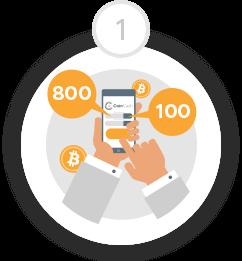 bitcoin bitcoin vásárlás
