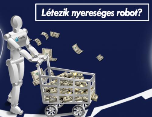 robot minimális betéttel való kereskedéshez)