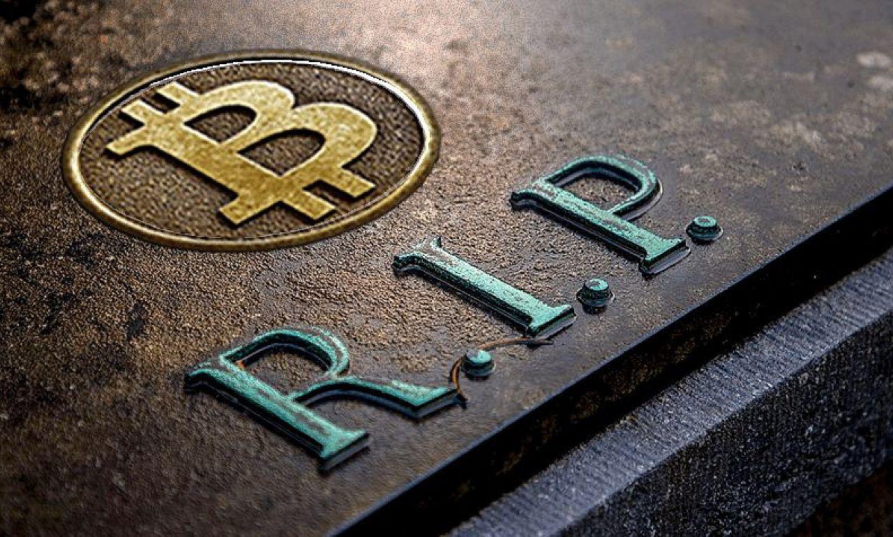 mikor lesz vége a bitcoinnak