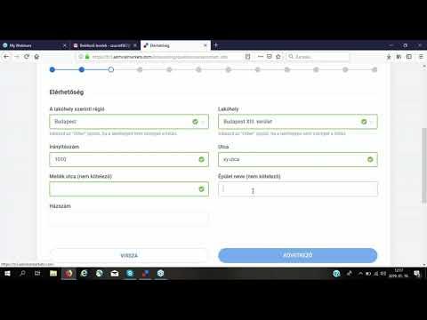 Hogyan nyissunk MetaTrader 4 Demo és Éles számlát