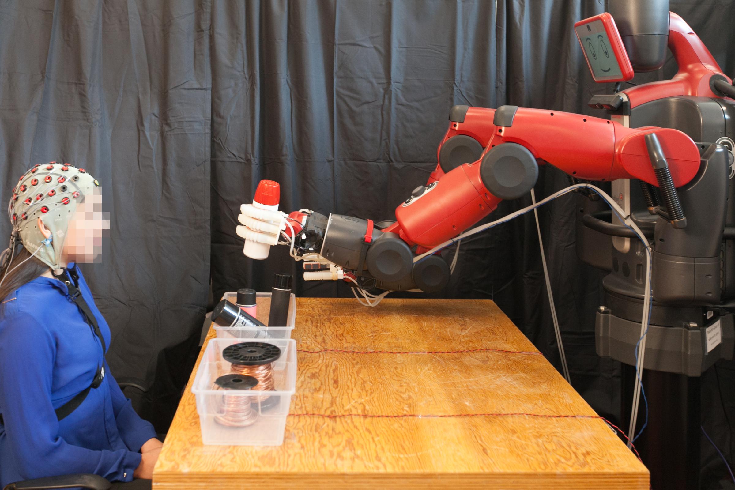 bináris robot mit