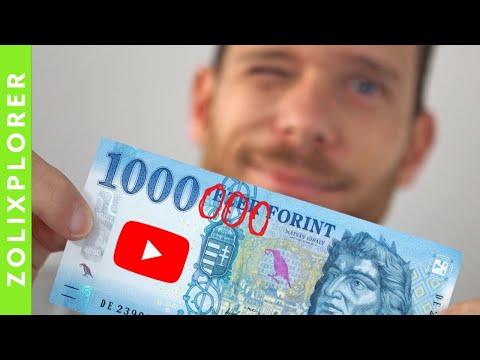 videó a pénzről, hogyan lehet pénzt keresni