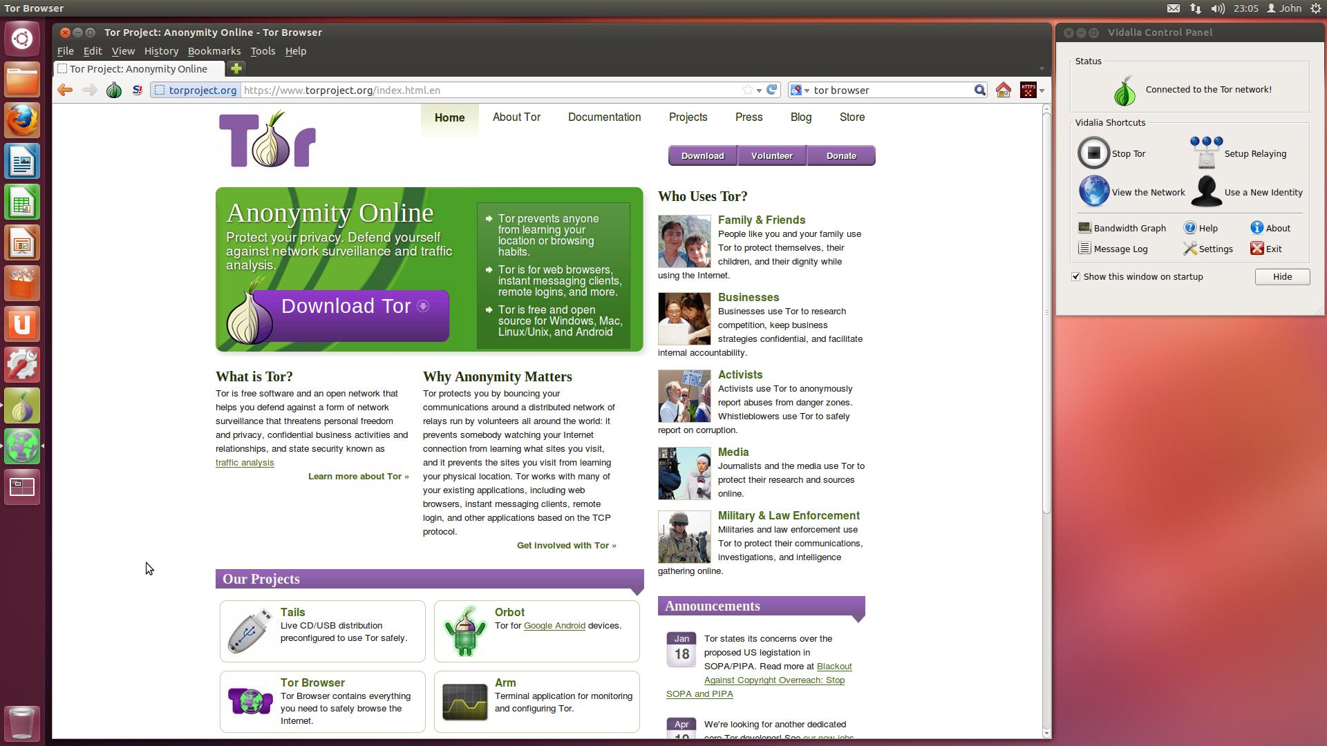 Mi az a Tor böngésző és hogyan kell használni?