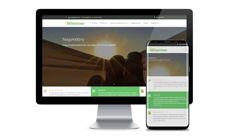 Online tanfolyam és oktatási oldal készítése | WordPress weboldal készítés: weblap, honlap olcsón!