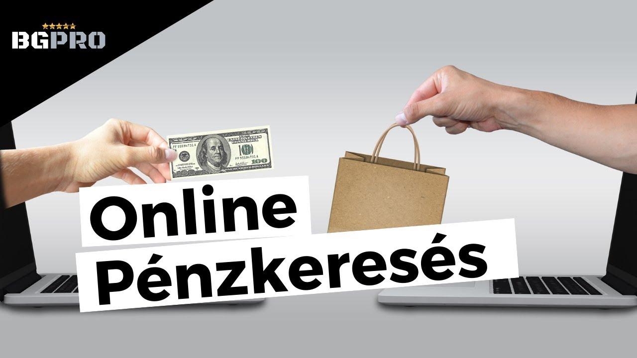 hogyan lehet online pénzt keresni egy szakember számára online kereset 1000 módon