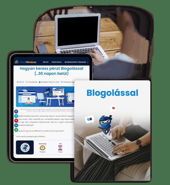 Megélni blogírásból