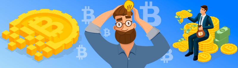 hogyan lehet befektetni a bitcoinokba lépésről lépésre