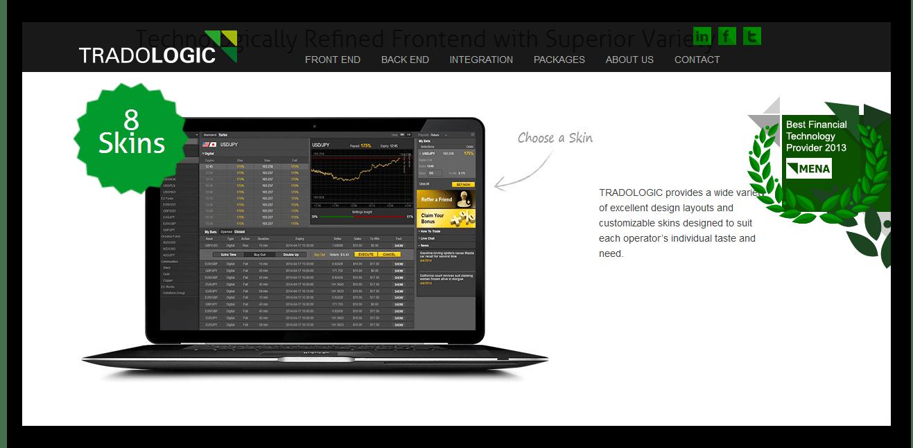 kereskedés menedzsment platform