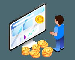 mennyit lehet keresni a bitcoin-értékeléseken)