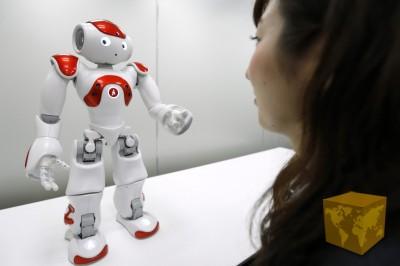 működő robotok kereskedése)