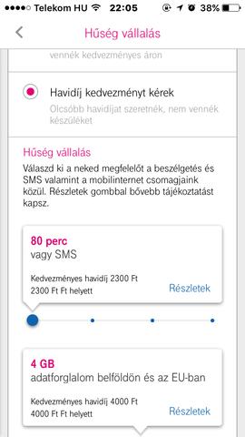 normál mobilinternet bevétel