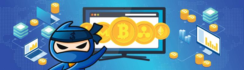 oldalak pénzt keresnek a bitcoinokon
