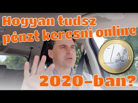 online pénzt keresni)