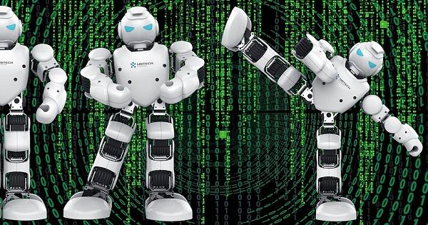 képzési robotok kereskedelme)